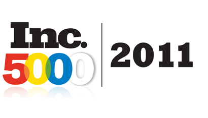 Inc. 5000 2011