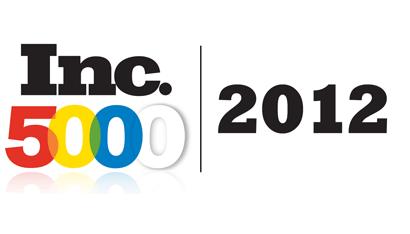 Inc. 5000 2012