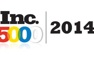 Inc. 5000 2014