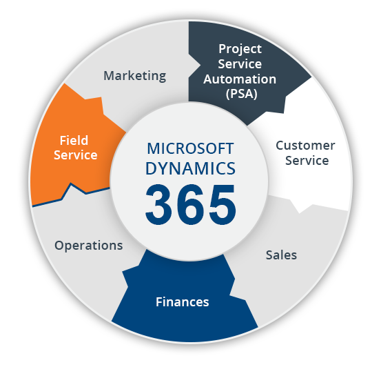 Dynamics 365 & Project Service Automation - Projility