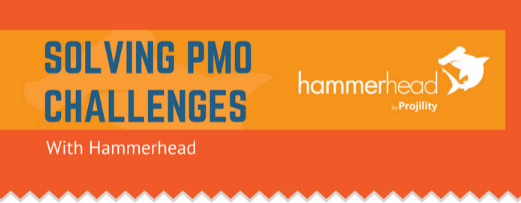 Solving PMO Challenges with Hammerhead – Projility Infographic